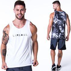 Versátil, para acompanhar você todos os dias.👊😉  Nova Regata Running disponível no site: https://www.lipsoul.com/produto/2108-regata-running  #regata #lancamento #lifestyle #strong #streetstyle #treinoanimal #vemmonstro #maromba #abs #fitnesslife #bodybuilding #fibrado #model #foco #fitnessboy #tshirt #black #boy #skull #forca #segueoplano #gym #blacktshirt #treinotop #monstro #esportes #modamasculina #lipsoul