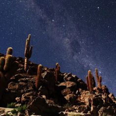 Top 5: Stargazing Sites