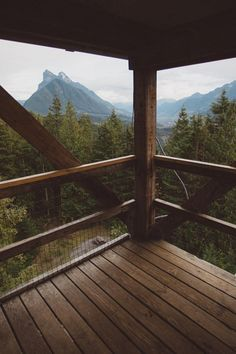 "abovearth: """"Heybrook Lookout by Jack Mcdermott "" """