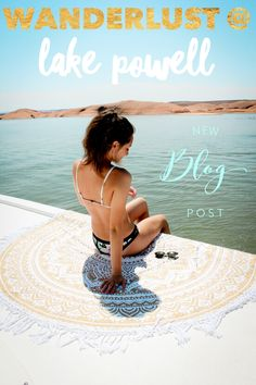 Wanderlust in Lake Powell Blog Post ❂ Save 25% off all orders with code PINTERESTXO at checkout | Bohemian Bedroom + Home Decor | Mandala Tapestries, Wall Hanging Decor by Lady Scorpio | Shop Now LadyScorpio101.com | @LadyScorpio101 | Photography by Luna Blue @Luna8lue