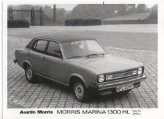 Published by Austin Morris. Morris Marina, Austin Healey, Car Advertising, Top Cars, Throughout The World, North America, Britain, Classic Cars, Sd