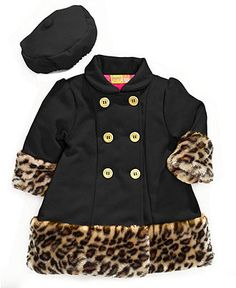 Penelope Mack Kids Coat.  @Amelia Rosales Sánchez This is the one I was telling you about. :)