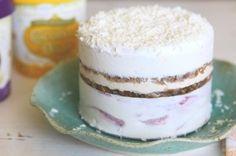 Coconut Blissful Cheesecake - Greenbeane