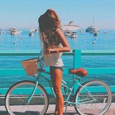 Image de tumblr, girl, and ocean