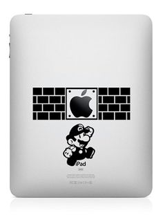 iPad Decal iPad Stickers iPad Decals Apple Decal for by bestack, $6.50