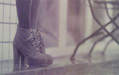 rain shoes