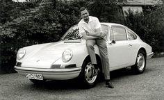 Died Ferdinand Alexander Porsche, designer of the 911