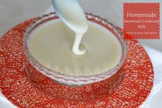 Melissa's Southern Style Kitchen: Homemade Sweetened Condensed Milk