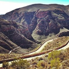 Motorcycle trip- Swartberg Pass through South Africa. Places Worth Visiting, Motorcycle Travel, Winter Sun, My Land, Beautiful World, Google Images, Places To Travel, Countryside, Places Ive Been