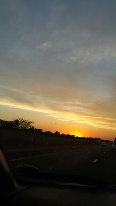 Sunset Johannesburg.
