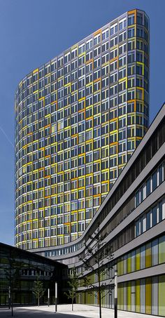 #ADAC Zentrale in #München. Tolle #Architektur- Headquarter in #Munich. Great #Architecture