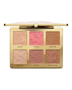 Too Faced | Natural Face Palette | Cult Beauty
