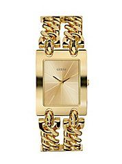 Guess Gold Chain Watch - love my new everyday watch, it's classy, practical and fashionable