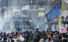 Cease Fire Declared in #Kiev as Protests Spread Across #Ukraine