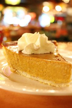 'Tis the season for pumpkin everything! Savor a creamy, spiced Pumpkin pie at the Madonna Inn bakery. Spiced Pumpkin, Pumpkin Spice, Lemon Coconut, Pink Chocolate, Chocolate Shavings, Cake Tasting, Cake Flavors, Tis The Season, Toffee