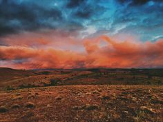 """""""Photo by @Spono. Went out to #HucksLookout in the southern #FlindersRanges for #sunrise following evening storms. Absolutely blew my mind. Storms still…"""""""