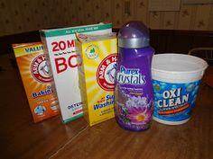 farmchicsophisticate: HomeMade Laundry Detergent
