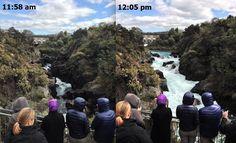 Tranquil one minute gushing the next! #alwayspicturesque #AratiatiaRapids near #LakeTaupo #NewZealand #itsTime2Go!