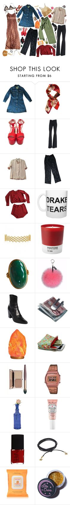 """""""drake's tears- enough to go around!"""" by oh-love-you-too ❤ liked on Polyvore featuring Christian Dior, Frame, Yves Saint Laurent, Balenciaga, Eres, Banana Republic, Caipirinha, Pantone, Helen Moore and Georg Jensen"""