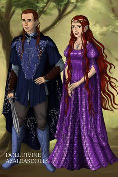 Elf Prince and Elf Princess