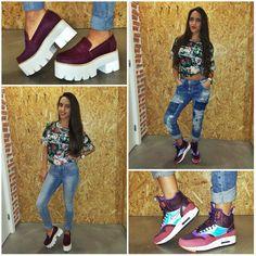 Sprin Summer'15  Inimigo Please Fashion Jeffrey Campbell Levis Nike