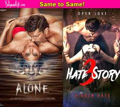 Karan Singh Grover and Zareen Khans Hate Story 3 poster will instantly remind you of Alone! Lonely, Hate, Movie Posters, Film Poster, Loneliness, Billboard, Film Posters