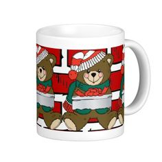 Bearing Gifts #Christmas Coffee Mug