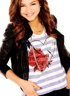 Zendaya Coleman from Disney's Shake It Up!