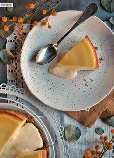 Las 15 mejores recetas de Thermomix según nuestros expertos Ibiza, Bechamel, Sin Gluten, Cheesecakes, Great Recipes, Panna Cotta, Bakery, Food And Drink, Cooking