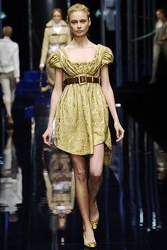 Dolce & Gabbana Fall 2006 RTW.