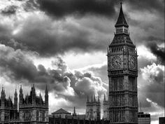 Naturally, I would love to visit the clock that shares a name with my big brother Ben ;) (England)