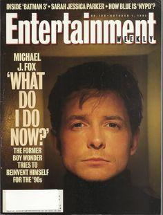Michael J Fox 1993 Entertainment Weekly