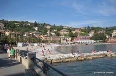Santa Margherita Ligure  Tady přijde vhod několik dobrých pláží. Koupání v San Fruttuosu totiž nelze doporučit, neboť tam bývá beznadějně přeplněno a přímo v Portofinu není rozumný přístup k vodě.