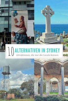 10 alternative Attraktionen und Sehenswürdigkeiten in Sydney für die ganze Familie. #australien #familienreise
