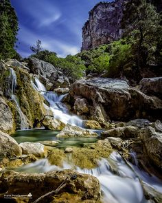 Sierra de Cazorla National Park . Spain