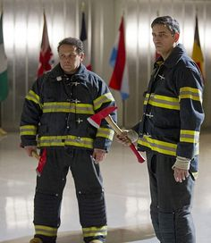 7. Did somebody call the fire department? | 18 Times Reese Was The Best Dressed Man In The Room