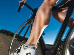 Eight stretching exercises for cyclists