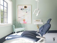 Two dentist's surgeries in 2 weeks. I must be getting over my phobia! I would definitely have n...