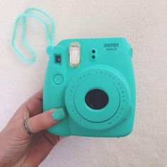 Fujifilm X UO Custom Colored Mini 8 Instax Camera via Urbanoutfitters