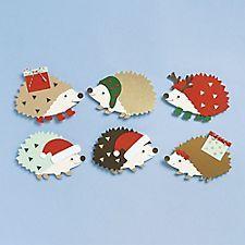 Holiday Hedgehogs Kit