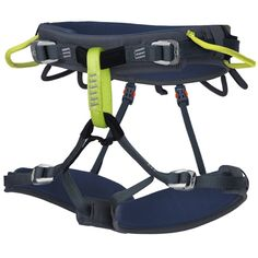 Wild Country Summit Harness - The new four buckle Summit is a multi tasking monster built to chase big goals | at www.weighmyrack.com/ #rock #climbing #gear