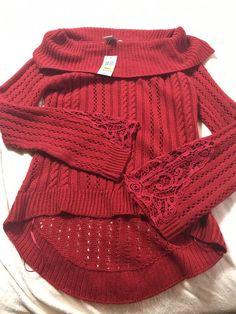 376124f94c American rag chili pepper sweater for Sale in Lynwood
