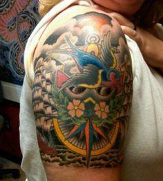 Swallow Tattoos - Tattoos.net