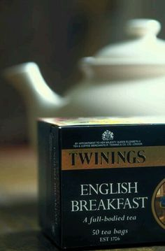 English tea shops In Britain, 'tea' isn't more than a drink: even the cricket commentators appreciate a slice of cake with their afternoon tea. So, where do you go for that cup of tea, with elegant finger sandwiches, scones and cream or petit fours? My Cup Of Tea, Tea For One, Twinings Tea, Breakfast Desayunos, Cuppa Tea, Best Tea, Drinking Tea, Tea Time, London England