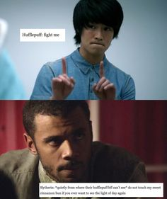 Monty Green and Nathan Miller || The 100 || Minty || Christopher Larkin and Jarod Joseph