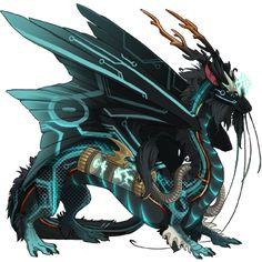 Lowkey's dragon Jarvis - Breed, raise, and train dragons on Flight Rising!
