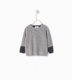 Cashmere knit sweater from Zara