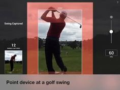 Golf Swing Analyzer, Golf Training, Software, Website