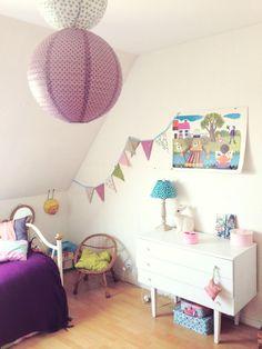 déco rétro chambre bébé Chambre Bébé décoration Nursery garçon ...