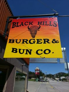 "Custer, SD | Black Hills Burger & Bun Co. Listed as Food Network's ""Diners, Drive-Ins and Dives"" Top 10 Burger Joints in the U.S -- No. 1."
